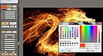 Flame Painter - скриншот 1