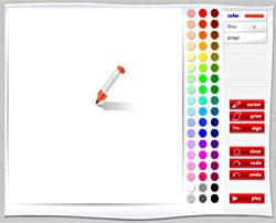 рисование на фото онлайн